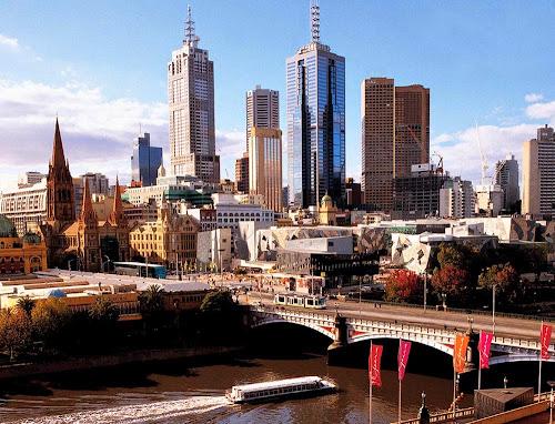 Centro de Melbourne