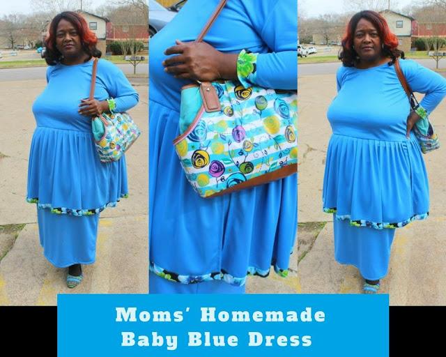 baby blue dress 1