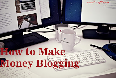 How to make money with blog, start your blog