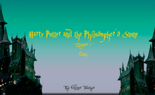 "Chapter 3 of ""Harry Potter and the Philosopher's Stone"" Quiz"