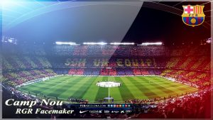 PES 2013 Camp Nou Stadium 2018