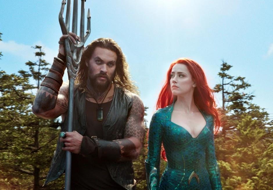 """Data de lançamento de """"Aquaman 2"""" é anunciada para 2022"""