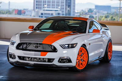 2016 Ford Mustang Voted Hottest Car Sema For 2017 Show