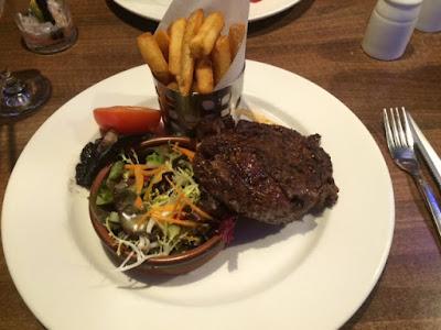 Dining, Review, Brickyard, Romford, Essex, Fdbloggers