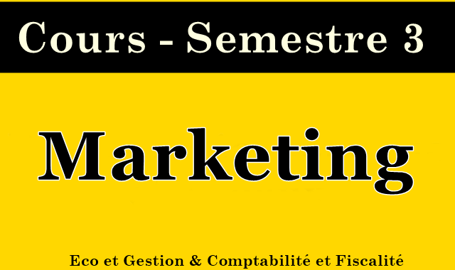Cours Complet de Marketing