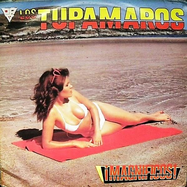 ¡MAGNIFICOS! - LOS TUPAMAROS (1985) [Musica Latina]