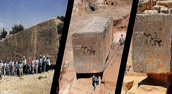 Desvelan el secreto de los egipcios para trasladar los bloques de piedra de las pirámides Blo