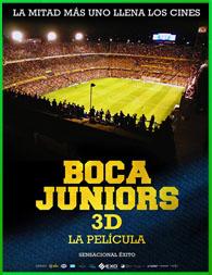 Boca Juniors 3D, la película (2015) | DVDRip Latino HD Mega 1 Link