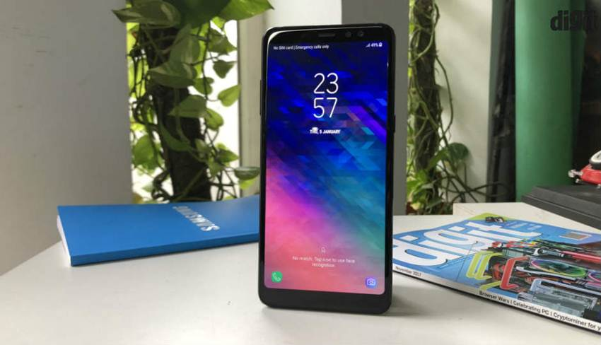 Samsung Galaxy A8+ (2018) SM-A730F Price and Review