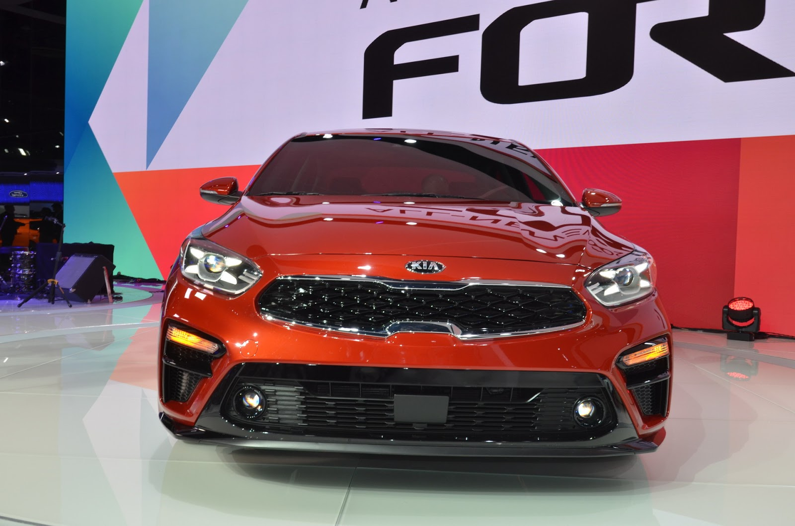 2019 Kia Forte Arrives With Stinger Design Cues And New ...