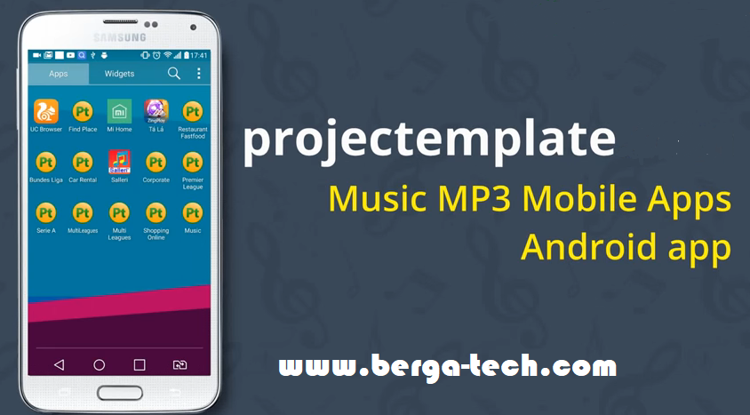 Free Download Source Code Android MP3 Versi 2 1 with Android Studio