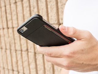This Multitasker of a Case Does It All. Protect Your Phone, Hold Your Cards & Block Harmful Radiation All At Once!