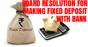 Board-Resolution-Making-Fixed-Deposit-Bank