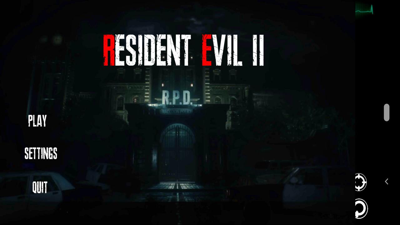 Download Resident Evil 2 Remake [Mod] Apk v1 0 + Obb Data