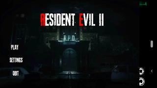 Download Resident Evil 2 Remake [Mod] Apk v1.0 + Obb Data