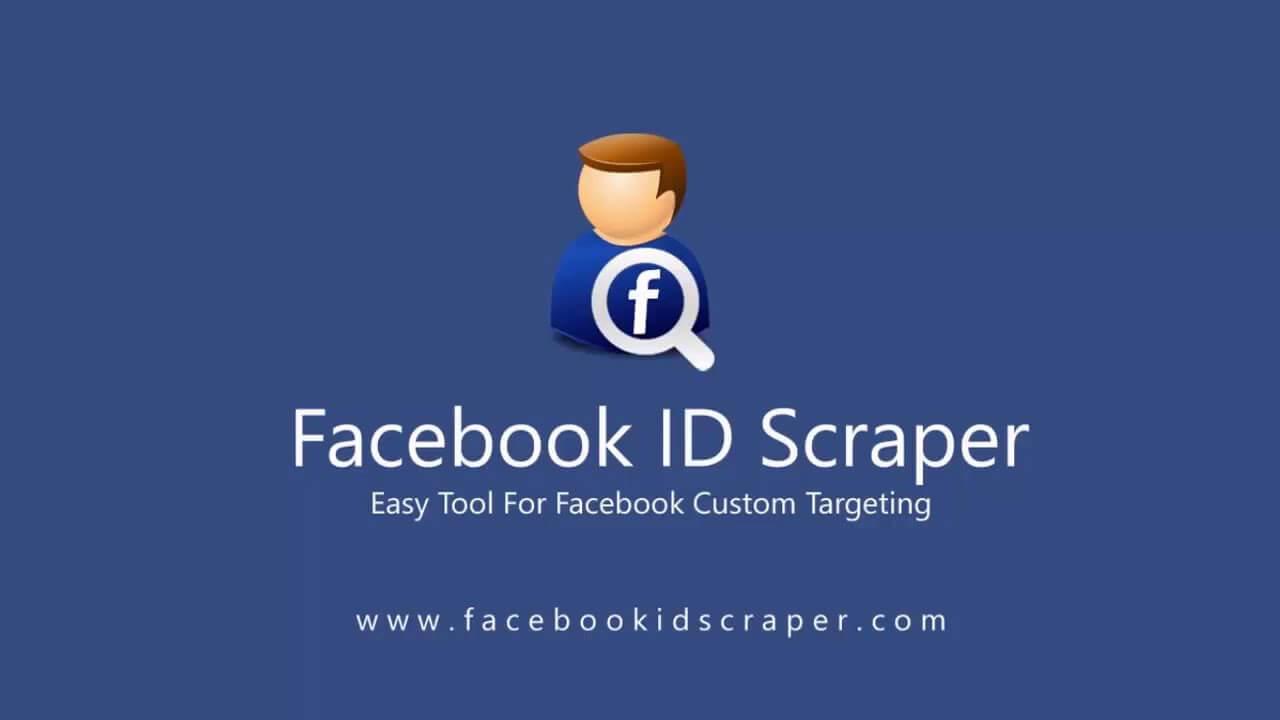 Download F Targeter Facebook ID Scraper 1 37 Full Cracked