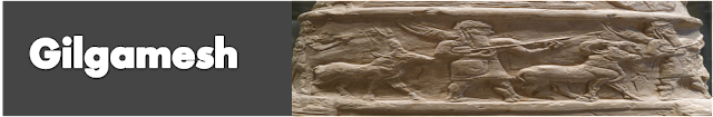Ancient Mesopotamia History Unit - Epic of Gilgamesh Activities for Kids