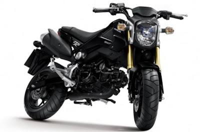 cars motorcycle honda msx 125 mini moto honda sturdy and well built. Black Bedroom Furniture Sets. Home Design Ideas