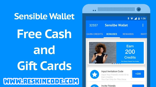 Sensible Wallet App Reward Android Codecanyon