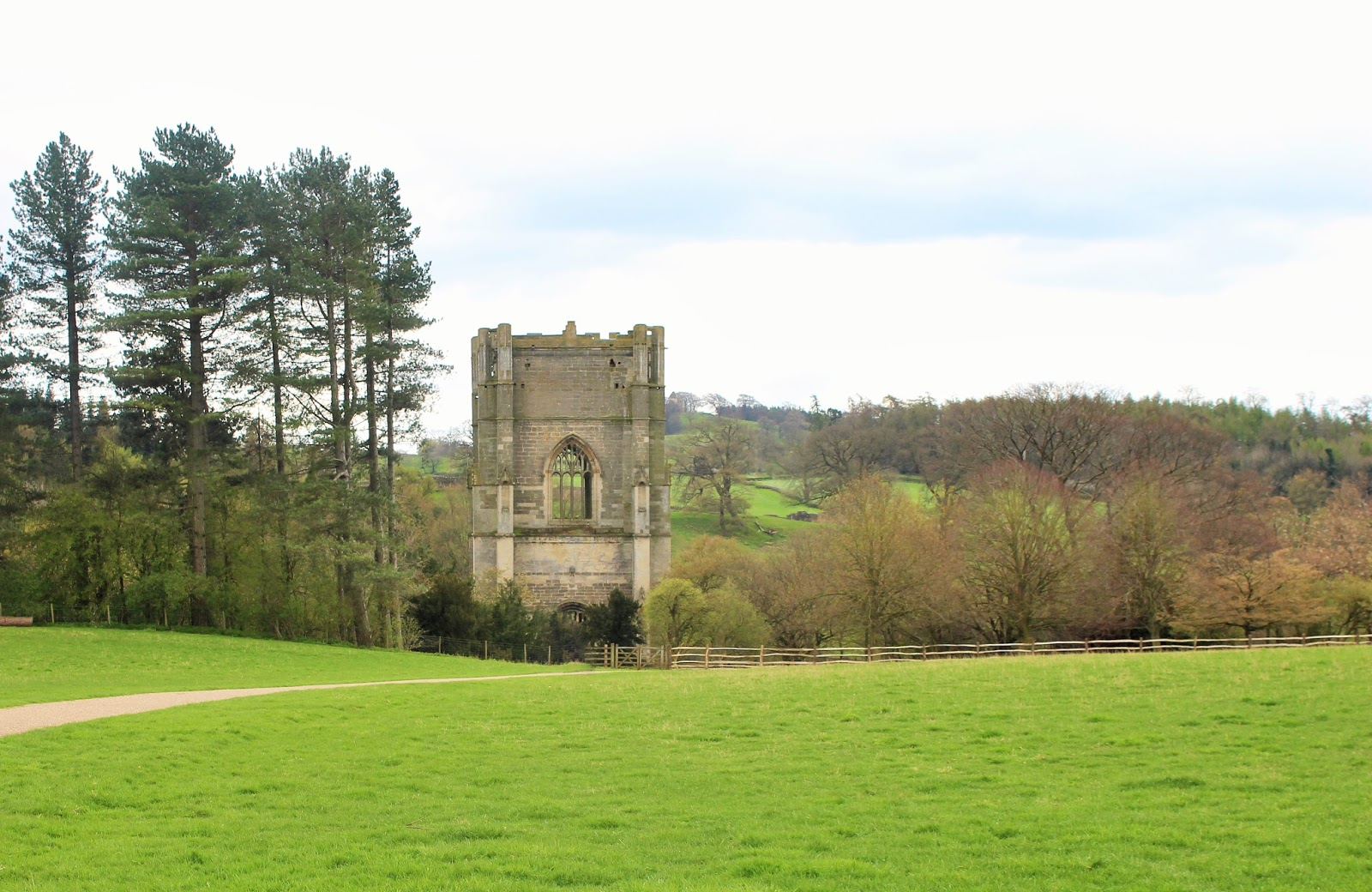 A Trip to North Yorkshire 39 - Fountains Abbey