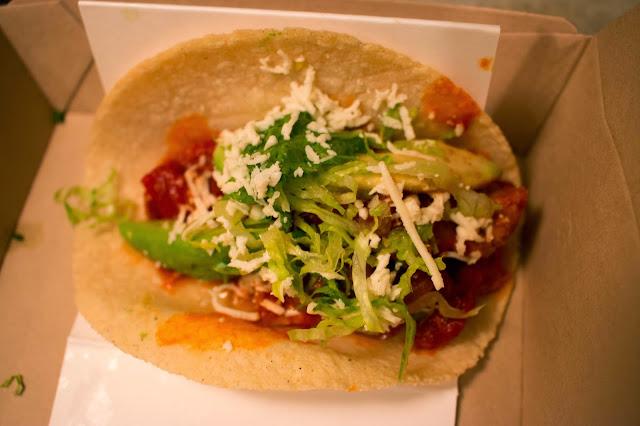 Buena Onda Tacos - Chicken Tacos