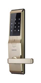 Khóa điện tử bảo vệ an toàn cho văn phòng làm việc
