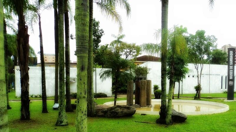 Museu do Sambaqui, em Joinville
