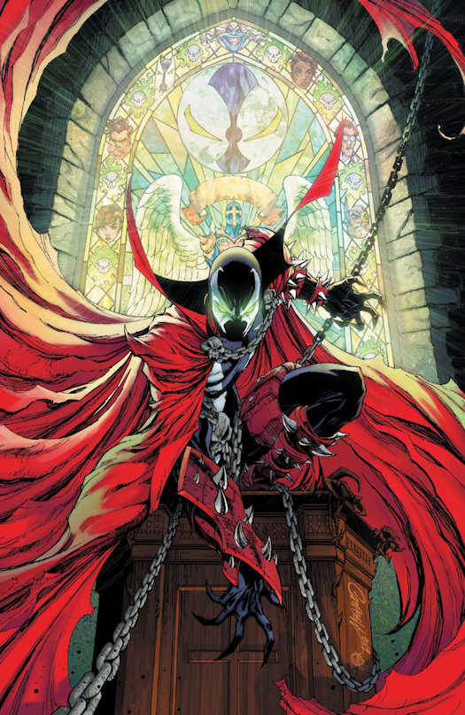 More SPAWN #300 Covers Revealed