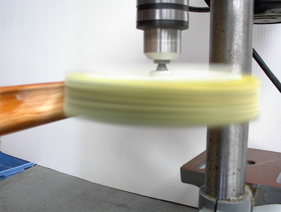 Sanding Mop For Drill