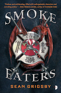 Interview with Sean Grigsby, author of Smoke Eaters