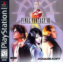 โหลดเกม Final Fantasy VIII .iso