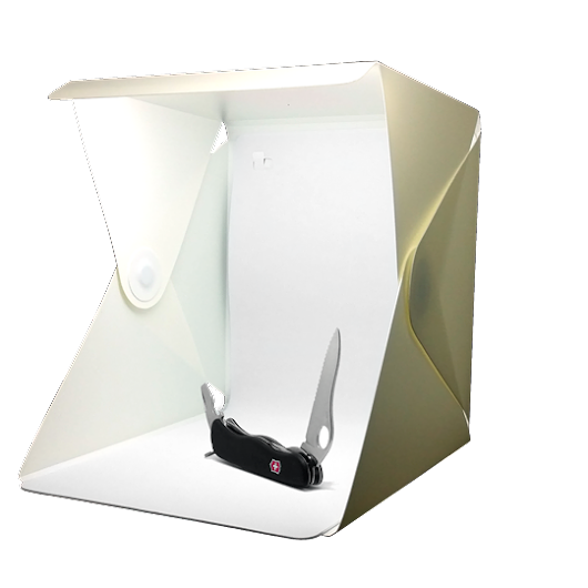 Plug and Play Lightbox - Great for food photography!