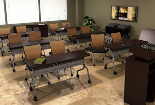 GSA Approved Training Room Furniture