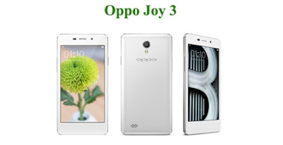 Harga Oppo Joy 3 baru, Harga Oppo Joy 3 bekas, Spesifikasi Oppo Joy 3