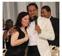 PASTOR CHRIS OYAKHILOME, SET TO REUNITE WITH HIS WIFE