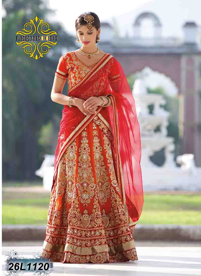 Check Indian Ethnic Wear & Women's Clothing Blog: Lehenga ...