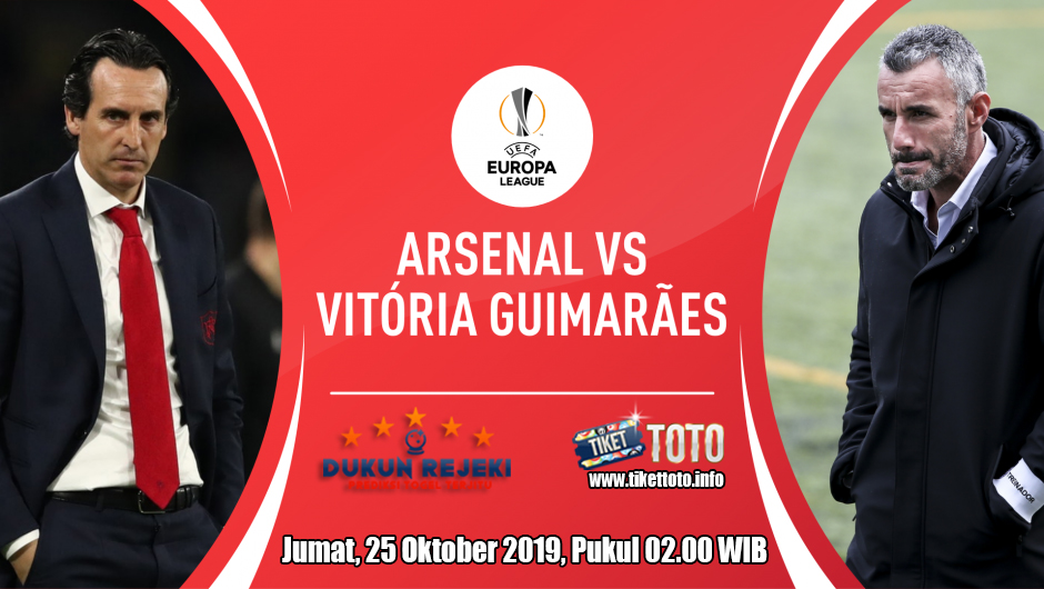Prediksi Europa  League Arsenal VS Vitoria 25 Oktober 2019