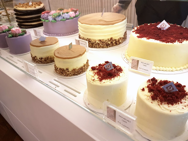 Mini Cakes at Or Noyau, Mangaf, Kuwait