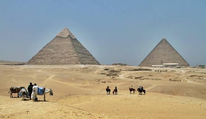 Khufu Pyramids