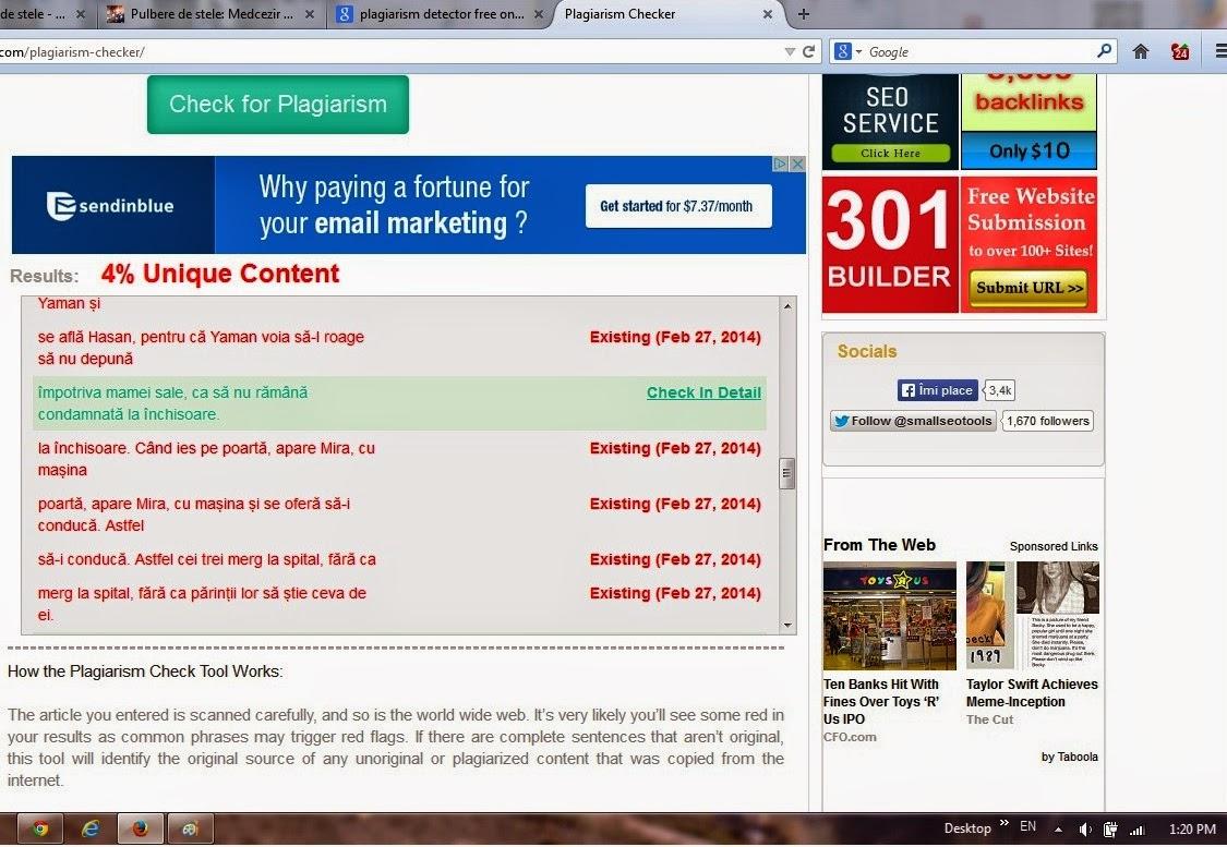 Blogatu nu mai copia :)