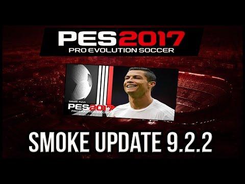 PES 2017 SMoKE Patch Update 9.2.2