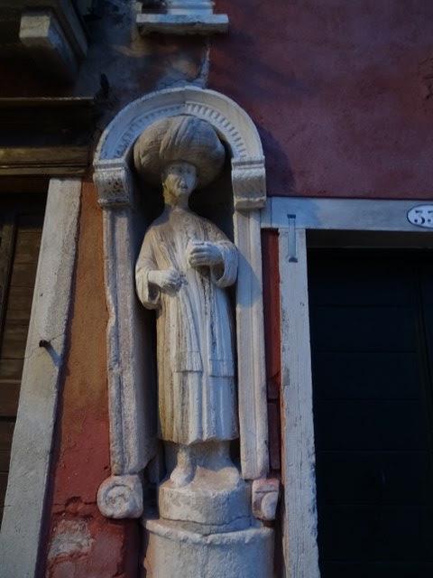 Moro Mastelli Casa Tintoretto Venecia