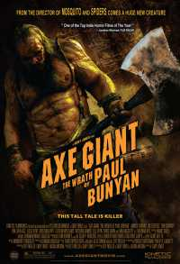 Axe Giant The Wrath Of Paul Bunyan (2013) Dual Audio 300mb Hindi Dubbed Full BluRay