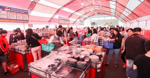 三能食品烘焙器具|2019烘焙器具特賣會11/13-11/17|台中大里工業區