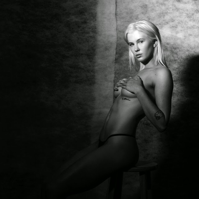 Ireland Baldwin Is Now A Nude Model