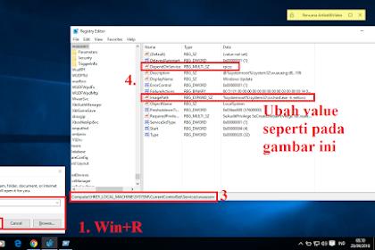 Cara Mengaktifkan Windows Update di Windows 10