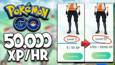 Apa Rasanya Jika Mencapai Level 40 Di Pokemon GO
