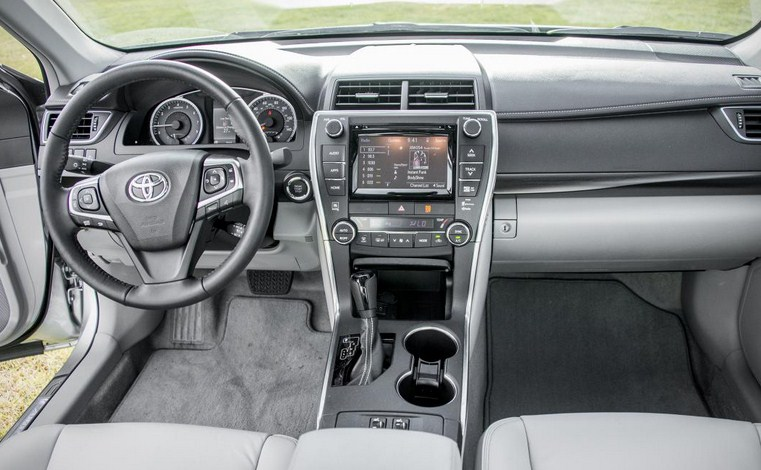 2016 Toyota Camry Xle V6 Release Date And Specifications Review Interior