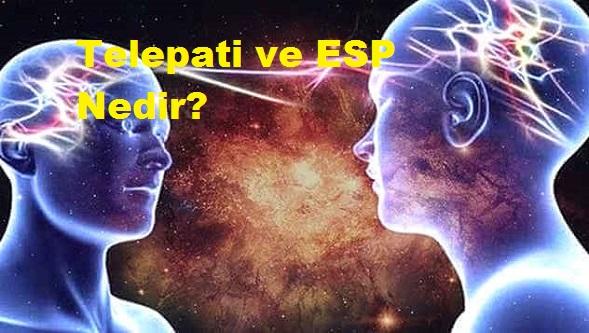 Telepati ve ESP Nedir?