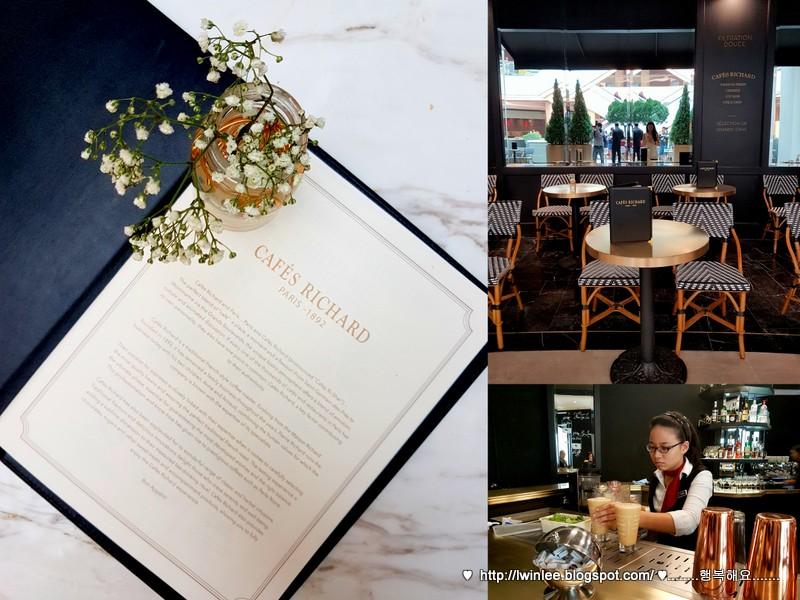 Connu SKYAVENUE | CAFÉS RICHARD PARIS - 1892 @ RESORTS WORLD GENTING  LB55